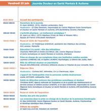 Votre ostéopathe à Paris 3 et à Paris 12 : votre ostéopathe sera présente pour 15ème congrès de l'ANP3SM
