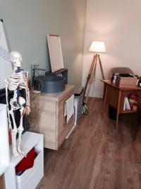 Votre ostéopathe à Paris 12 : changement de cabinet de manière prolongée