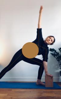Votre ostéopathe à Paris 12 et Paris 3 : Yoga et grossesse, exercices de yoga proposés par votre ostéopathe