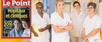 Palmarès 2016 des hôpitaux de France