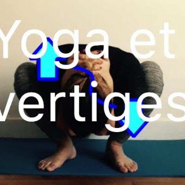 Yoga vertiges