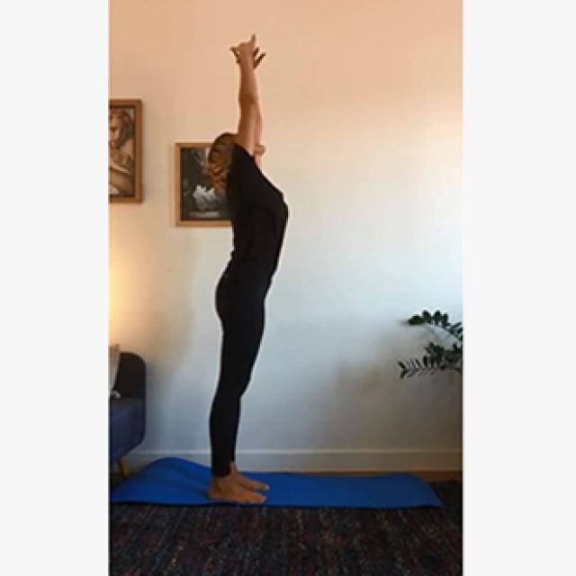 Yoga et confiance