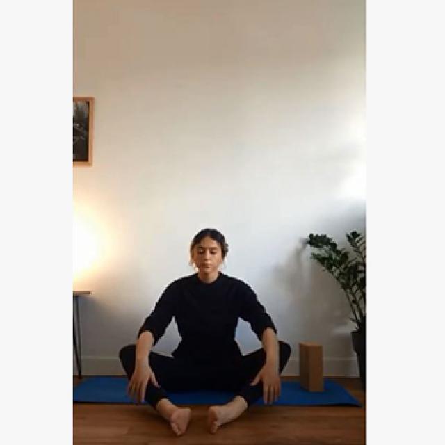 Yoga enceinte